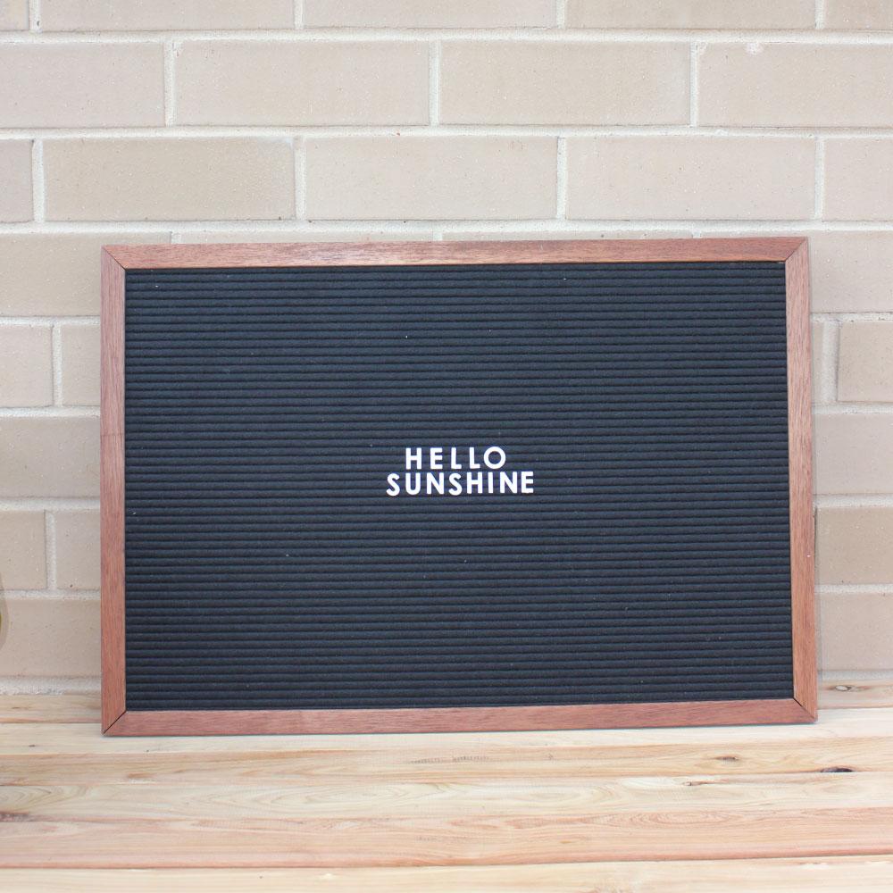 feltboard
