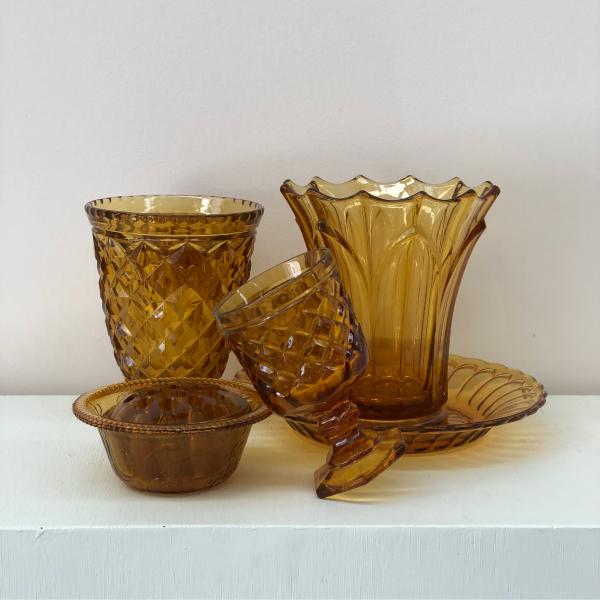 Amber-Glassware