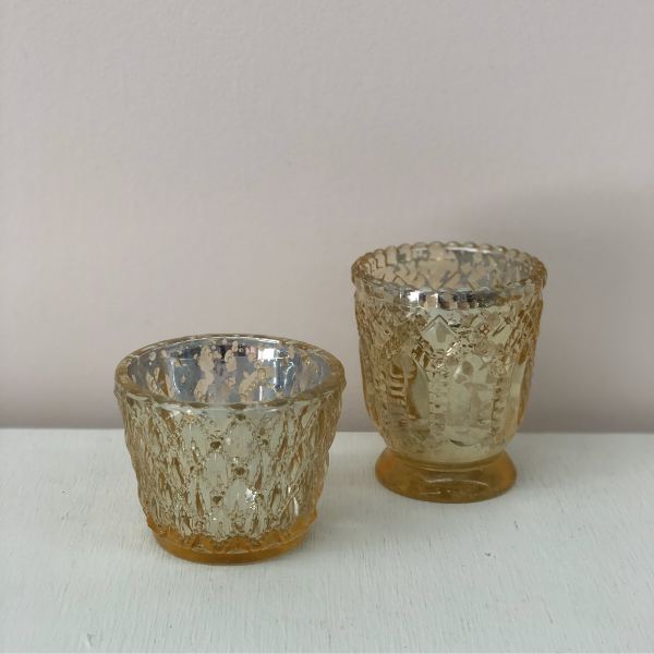 Gold-Tealight-Holders