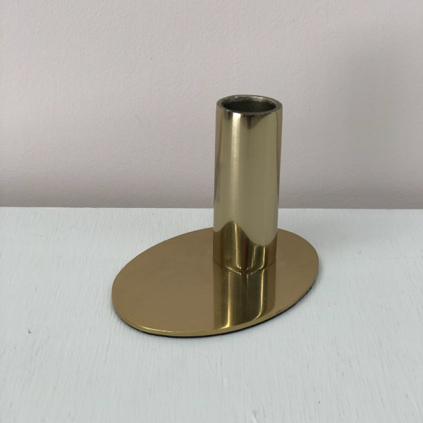 Small-gold-taper-holder