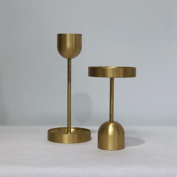 Brass-Candlestick