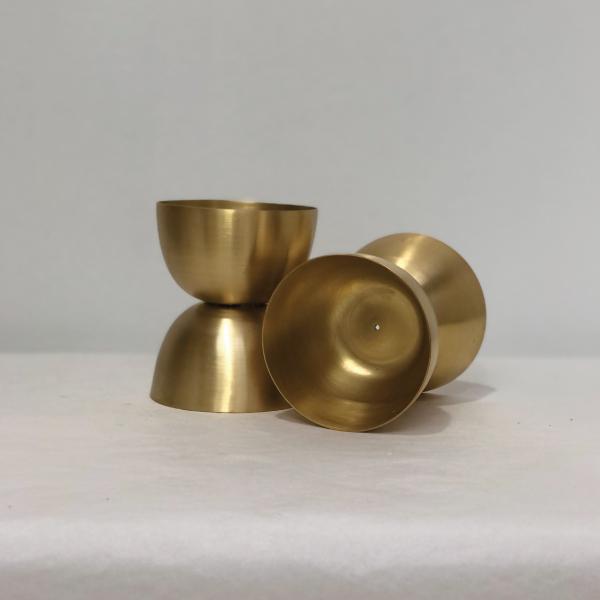 Brass-Lightly-Cups